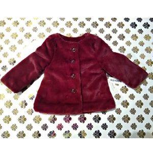 NWT Faux Fur Coat